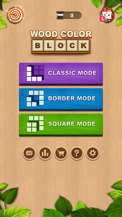 Wood Color Block: Puzzle Game screenshot-4