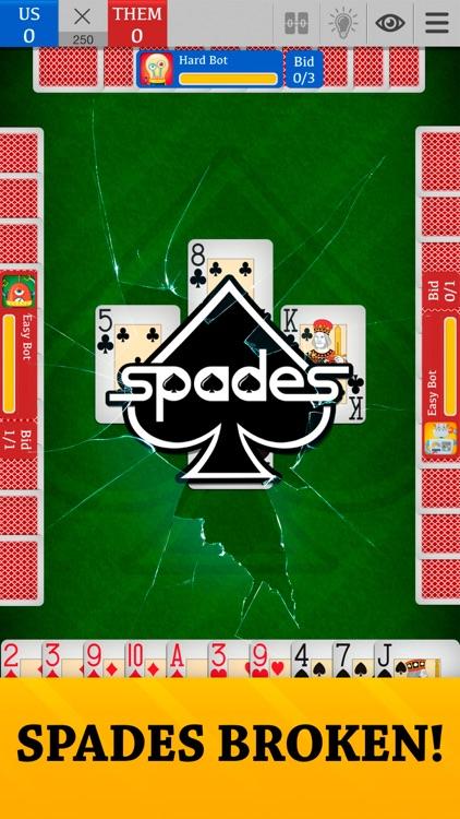 Spades Jogatina: Card Game screenshot-3