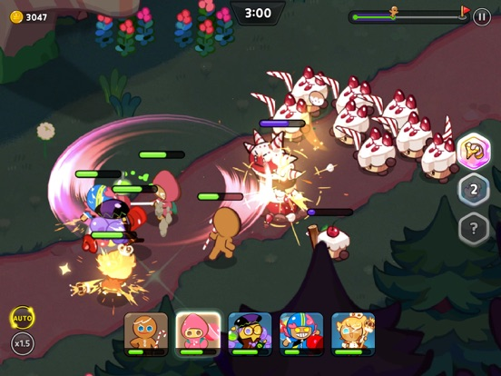 iPad Image of Cookie Run: Kingdom