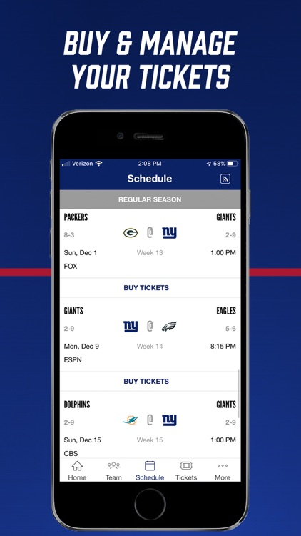 New York Giants screenshot-5