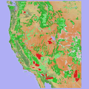 Scenic Map Western Usa app review