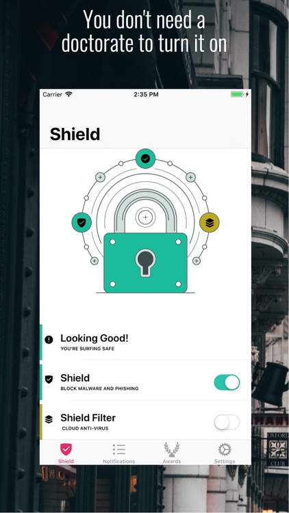 Shield: Total Security