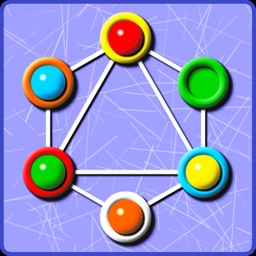 Balls Line Holes: Logic Game