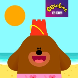Hey Duggee: Sandcastle Badge