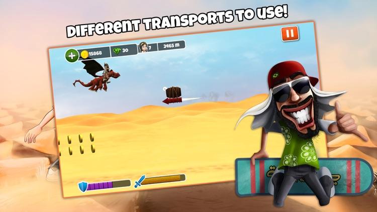 Mussoumano Game screenshot-3
