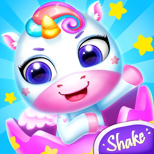 My Little Unicorn: Fun Games iOS App