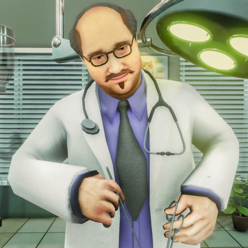Dream Hospital -Real Doctor 3D iOS App