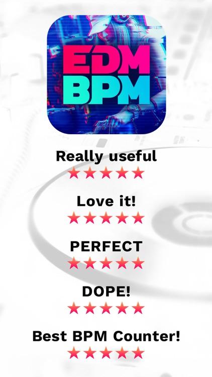 edm bpm   ϟ   bpm counter screenshot-6