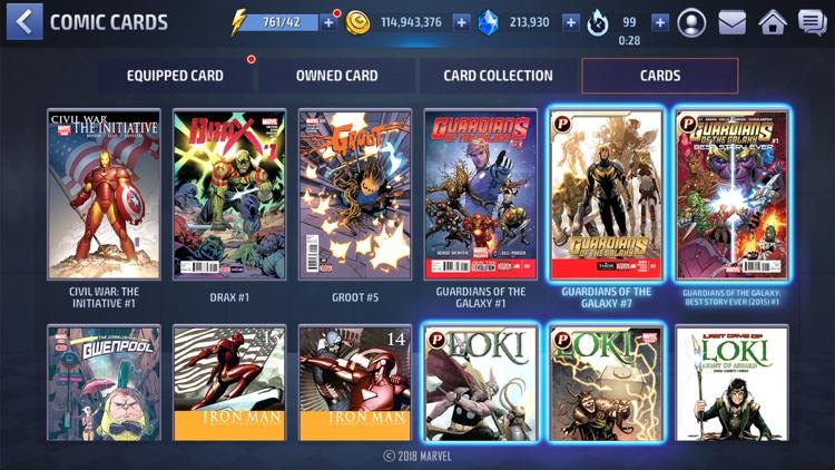 MARVEL Future Fight screenshot-7