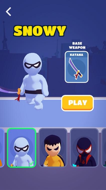 Stealth Master: Assassin Ninja screenshot-3