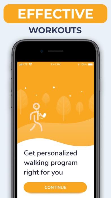 BetterMe: Walking & Weightloss Screenshot