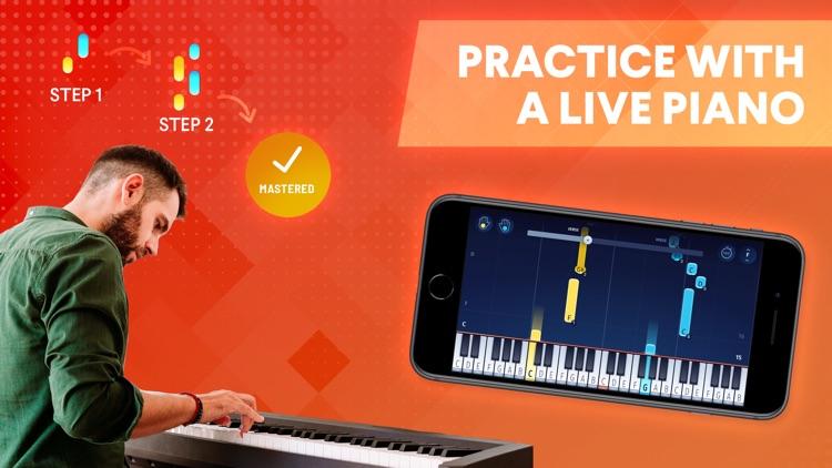 OnlinePianist:Play Piano Songs screenshot-4