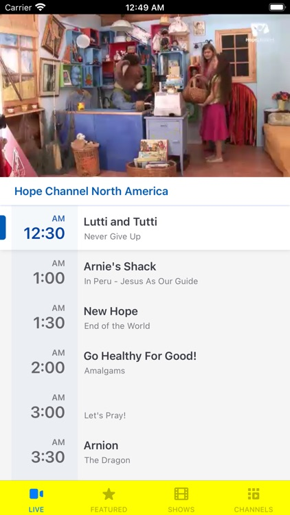Hope Channel screenshot-3