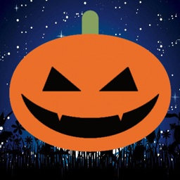 Halloween stuff stickers emoji