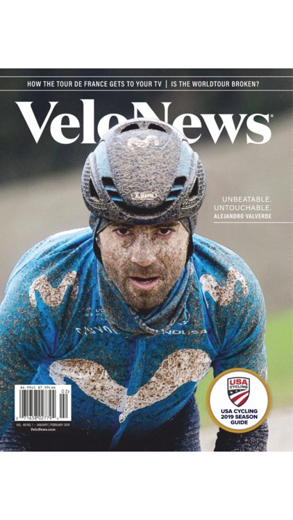 Velonews Magazine screenshot-0
