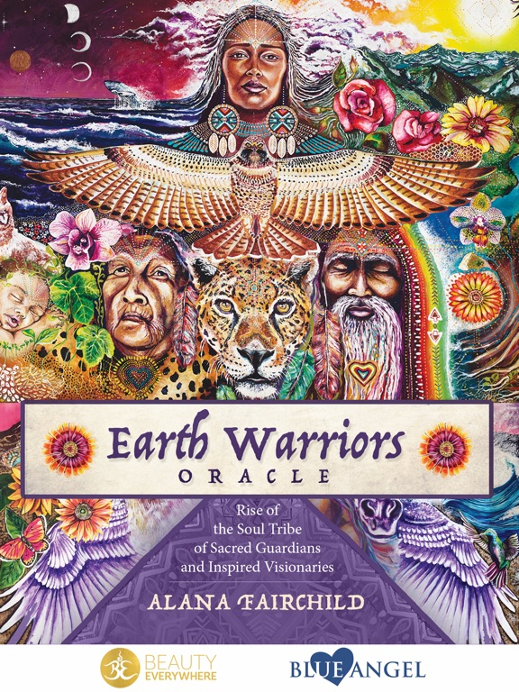 Earth Warriors Oracle Cards screenshot 10
