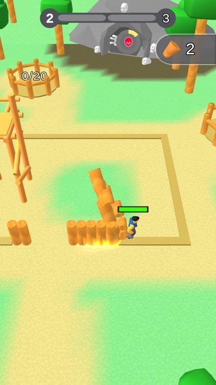 Lumbercraft screenshot-3