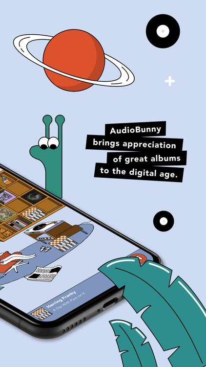 Audio Bunny