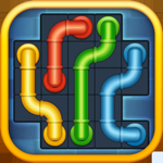 Line Puzzle: Pipe Art Hack Online Generator  img