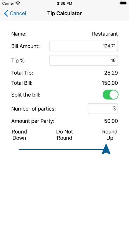 Split The Tip screenshot-3