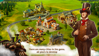 Transport Empire screenshot two