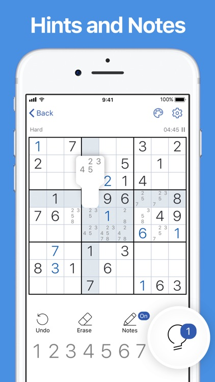 Sudoku.com - Puzzle Game screenshot-3