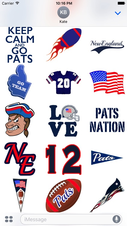 New England Football