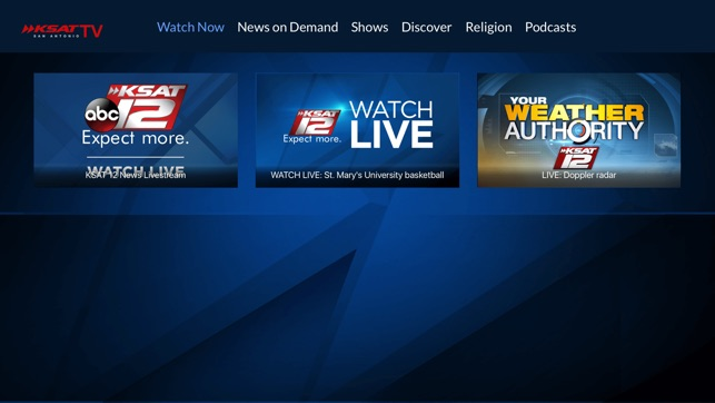 KSAT TV on the App Store