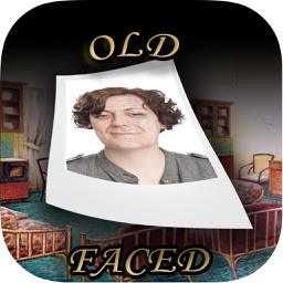 OldFaced - Old Age Photo Booth
