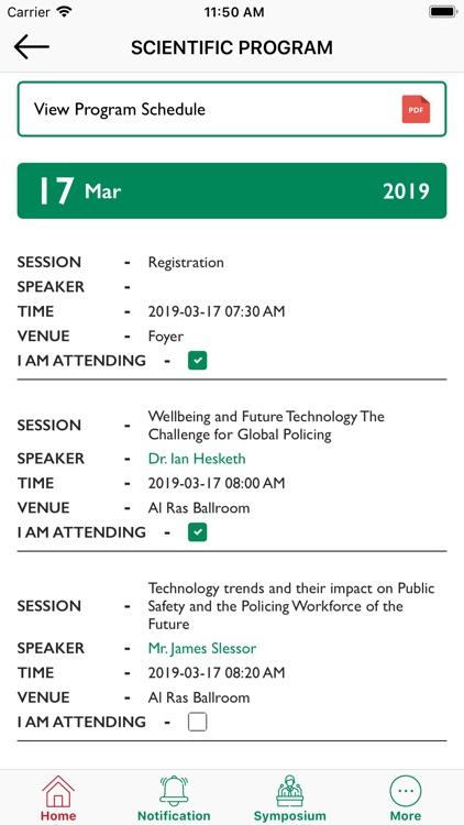 Dubai Police Symposium by Musa ARIKAT