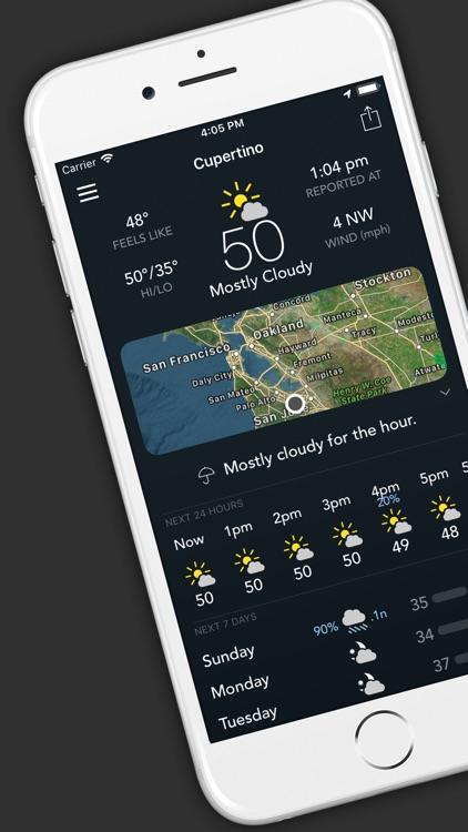 BeWeather 3 Weather Widget