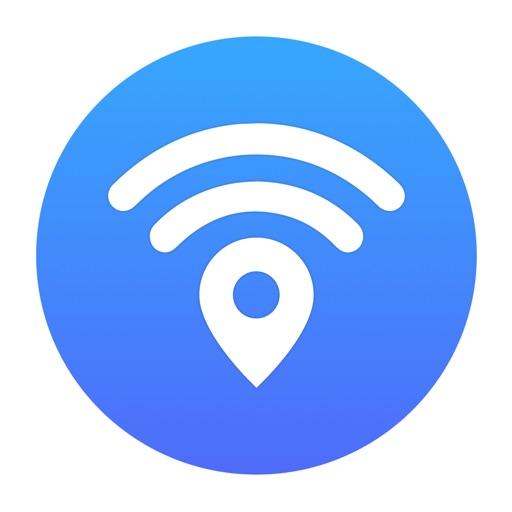 WiFi Map:インターネットとVPN今