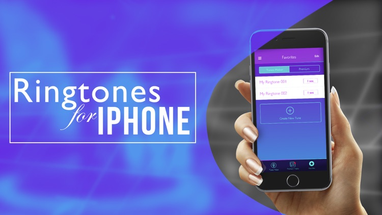 Ringtones for iPhone: Infinity