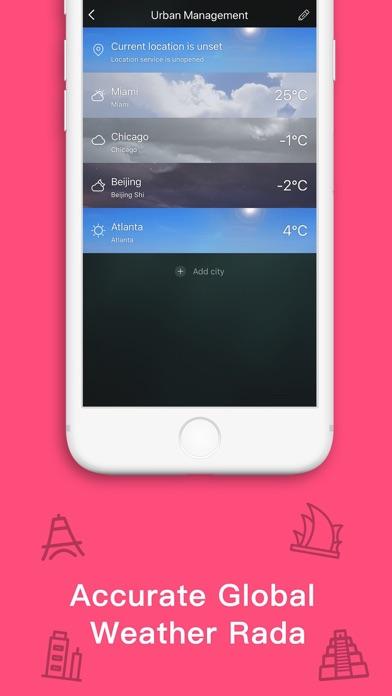 点击获取Live Weather Pro