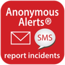 Anonymous Alerts Reporting App