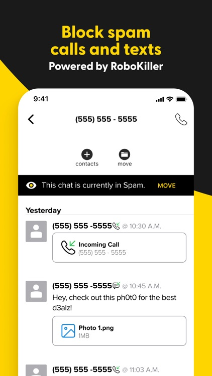 SwitchUp - Second Phone Number screenshot-5