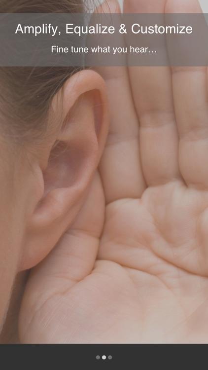 Hearing Aid: Sound Enhancer screenshot-3