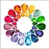 Dazzly - ダイヤモンドアート。 番号による色