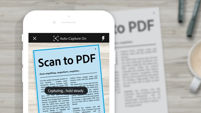 Adobe Scan Doc Scanner To Pdf On The App Store