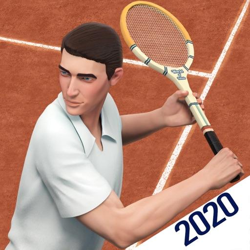 テニスゲーム・狂騒の20年代
