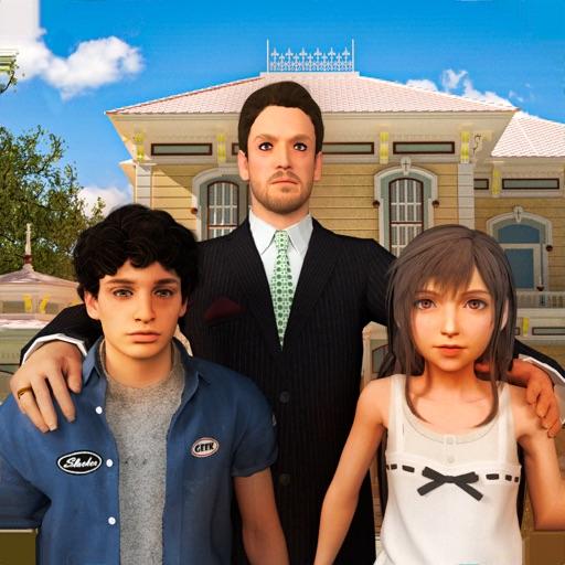 Dream Father Family Simulator Icon