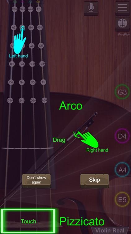 Violin Real screenshot-3