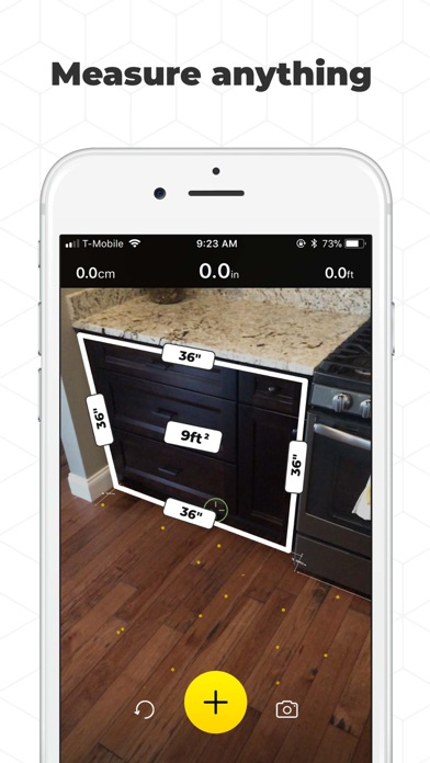 Tape Measure™ Screenshot