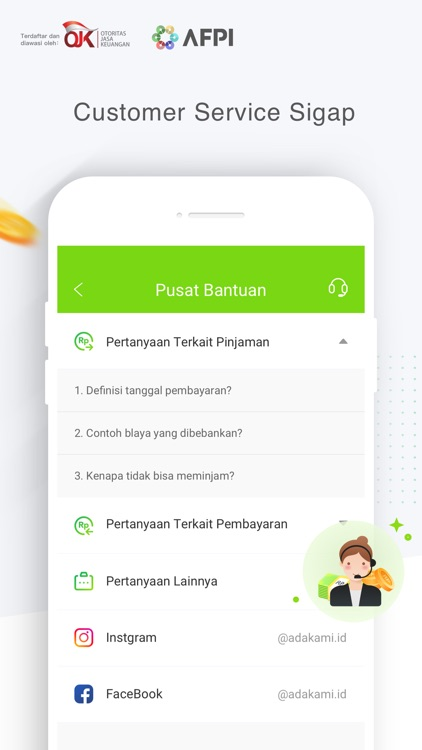 AdaKami-Pinjaman Uang Online screenshot-4