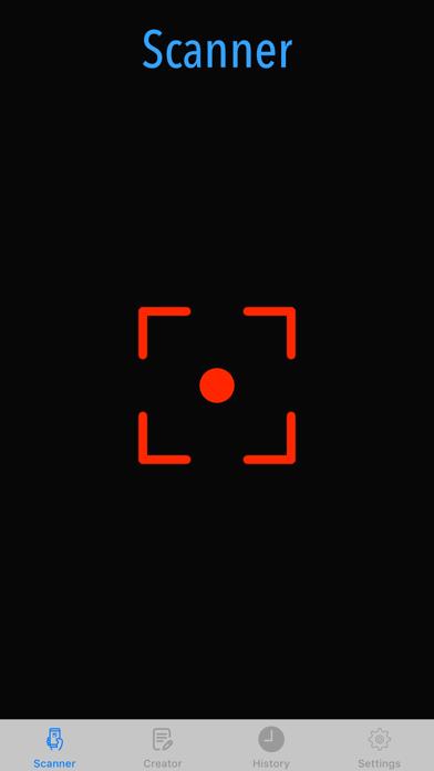QRスキャナー、QRコード作成者のおすすめ画像1