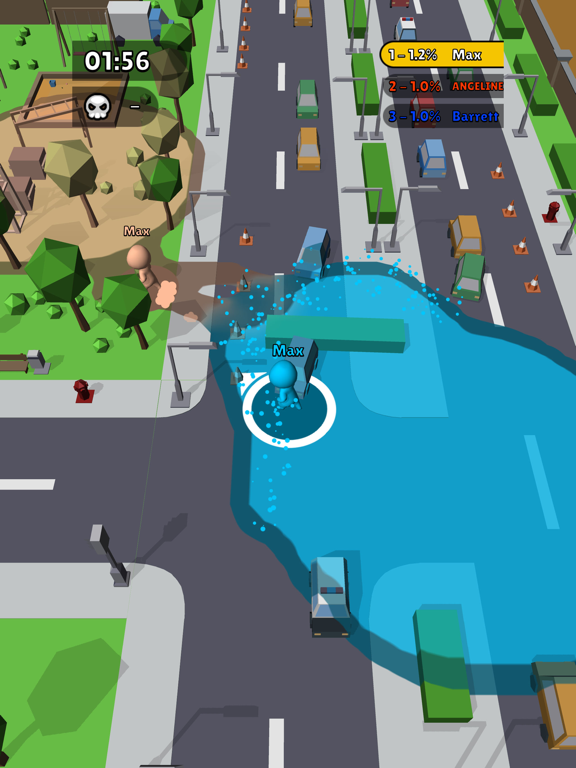 Conquer.io screenshot 6