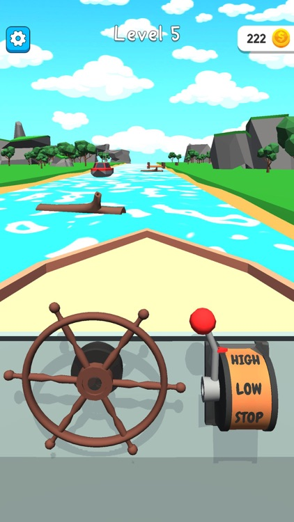 Hyper Boat screenshot-7