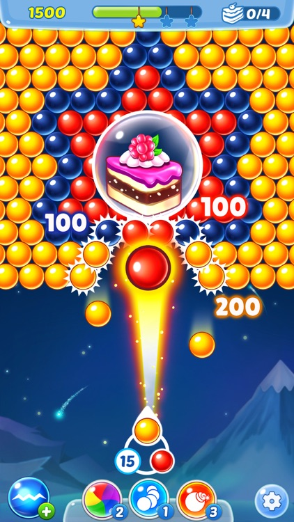Bubble Shooter Ⓞ Pastry Pop screenshot-4
