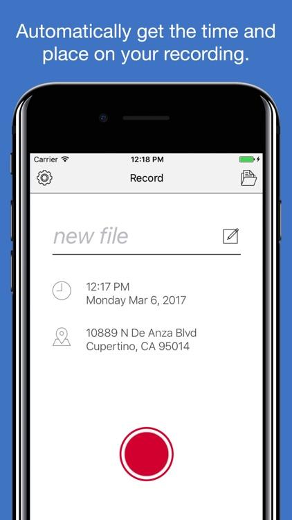 Steno: live transcription screenshot-3