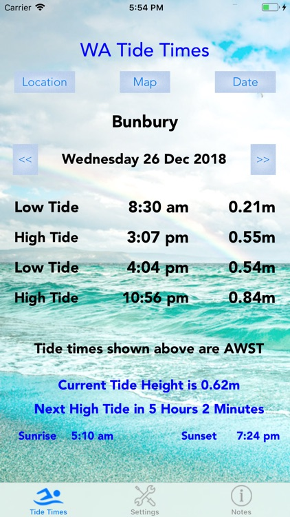 WA Tide Times screenshot-4